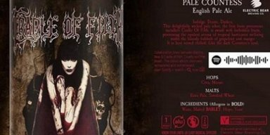 CRADLE OF FILTH To Launch Signature Beer