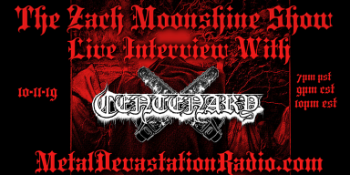 Centenary - Featured Interview & The Zach Moonshine Show