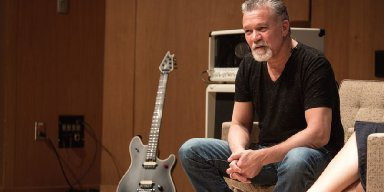 Eddie Van Halen Has Throat Cancer