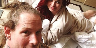 COREY TAYLOR Marries ALICIA DOVE