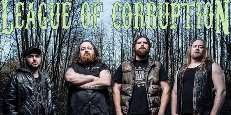 League of Corruption Signs with Black Doomba Records
