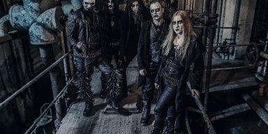 TOTENGEFLÜSTER: German symphonic black metallers' new album 'The Faceless Divine' out now via Black Lion Records