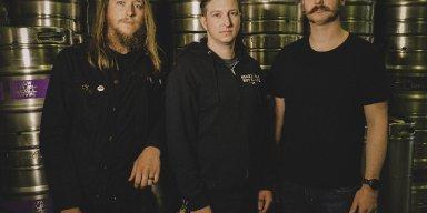 """Canadian Riff Wizards WOODHAWK Premiere Next Single """"Heartstopper"""""""