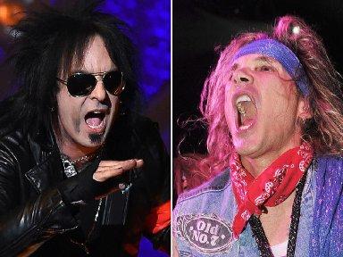 NIKKI SIXX Slams 'Wanna-Be Band' STEEL PANTHER