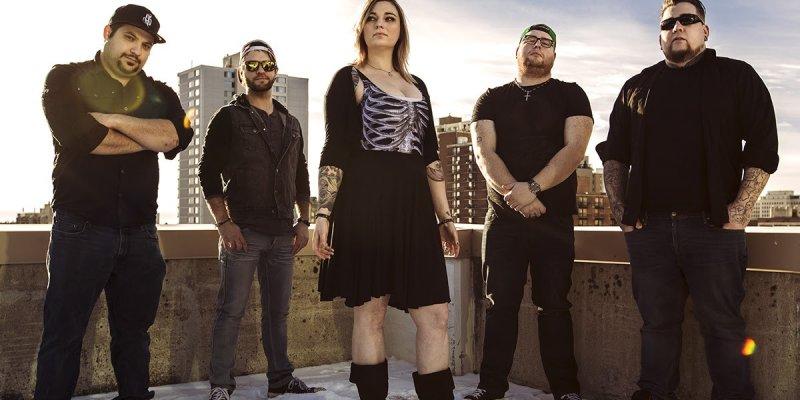 JULIET RUIN Premiere 'Fight To Win' Lyric Video + Show Dates w/ Jinjer In Calgary & Edmonton