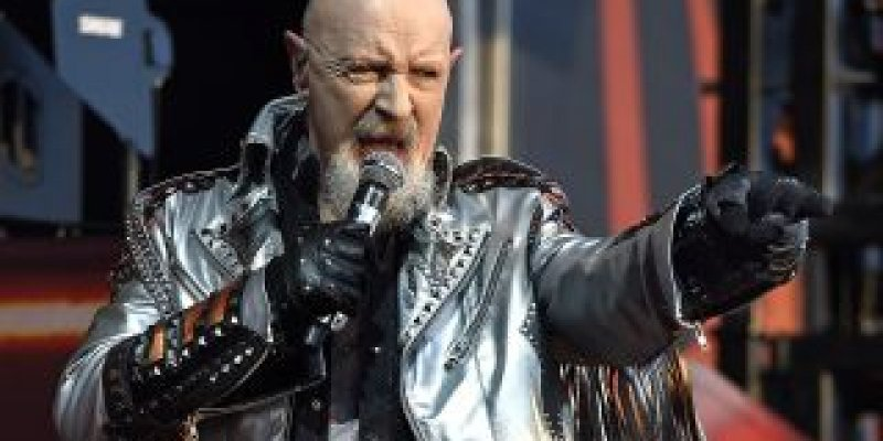HALFORD Says Christian Right Is 'Pushing The LGBTQ Community Under The Bus'