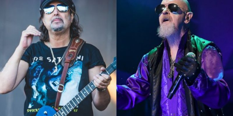 Motorhead's Phil Campbell teams up with Rob Halford for new single