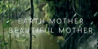 """Music With Purpose"" Fear-Less - Earth Mother, Beautiful Mother"