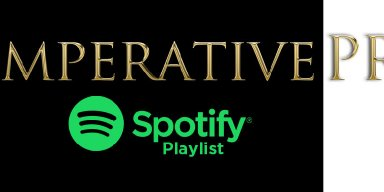 Imperative PR launch their official Spotify playlist with tracks spanning the agency's entire roster over the last five years!