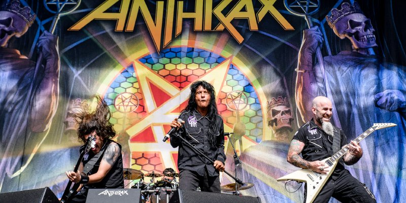 BENANTE: ANTHRAX SHOULD BE IN ROCK HALL