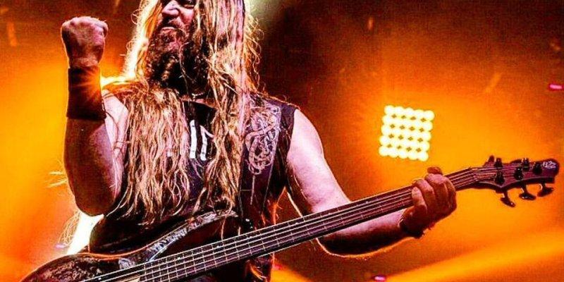 TESTAMENT's STEVE DI GIORGIO Live Interview on Metal Devastation Radio, On Air November 1st!