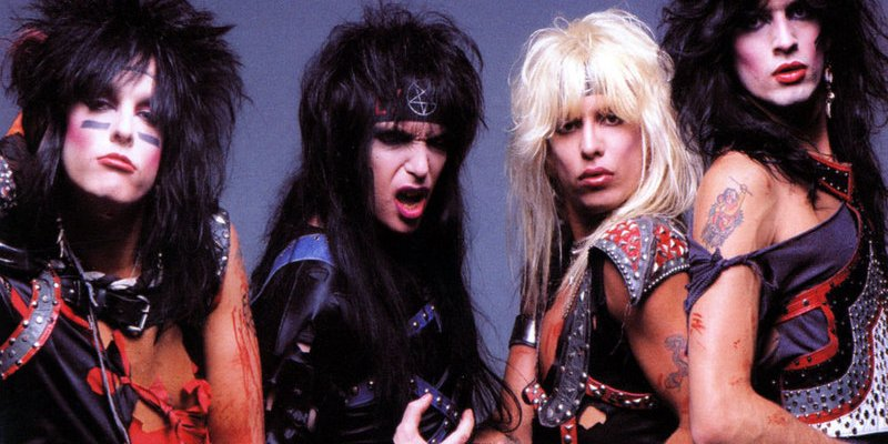 MÖTLEY CRÜE Official Lyric Video For New Song 'Ride With The Devil'