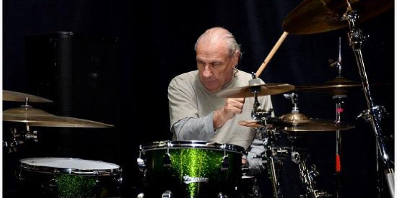 BILL WARD Releases Another New DAY OF ERRORS Song, 'Ghost Train'