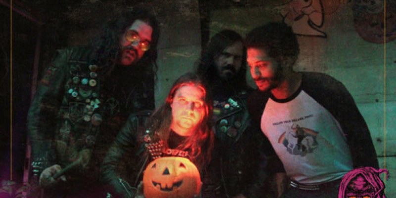Acid Witch Wish You A Happy Devils Night With A New Song!
