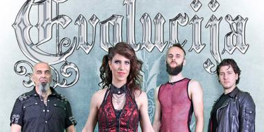 EVOLUCIJA To Kick Off 'Metal Weekend Tour' in Switzerland!