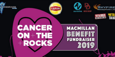 Cancer On The Rocks November 23rd and 24th