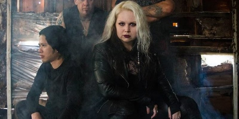 """Walk Into The Fire of Heartbreak With CELESTIAL RUIN's Single """"Heart Shaped Ashes"""""""