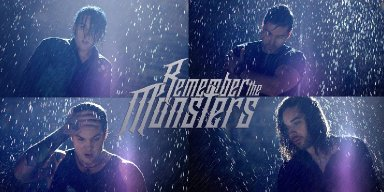 "REMEMBER THE MONSTERS Release New Single ""Close Encounters"""