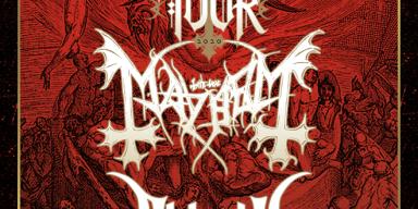 Abbath & Mayhem Announcing the Decibel Magazine 2020 Tour!