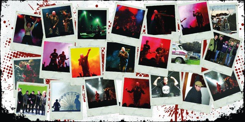 PAUL DI'ANNO to release new live album thru METALVILLE