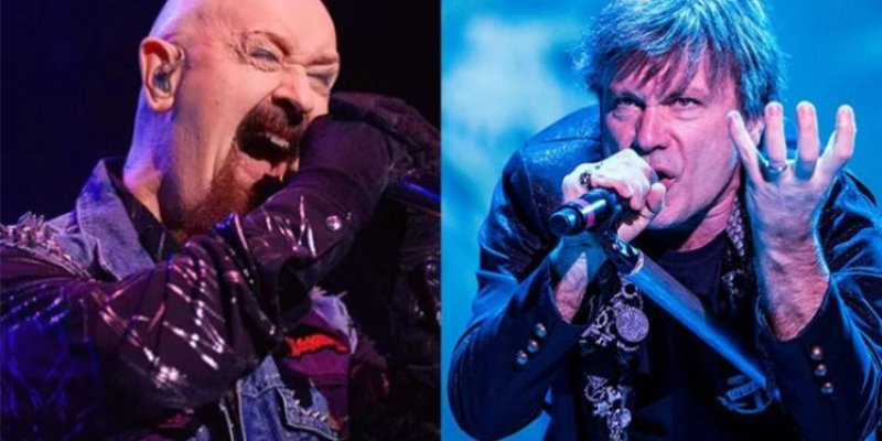 JUDAS PRIEST And IRON MAIDEN Touring Together?