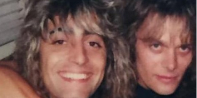 MIKKEY DEE Pays Tribute To TIMI HANSEN