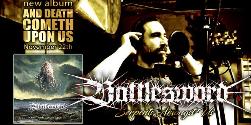 """BATTLESWORD releases new video for """" Serpents Amongst Us"""""""