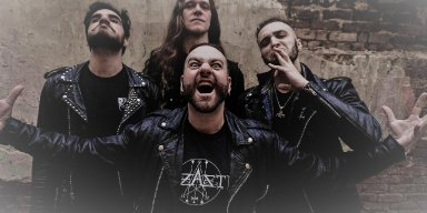 "Montreal's Blackened Thrash DIZASTRA To Unleash Debut Album ""Elder Sun"" Nov 22"