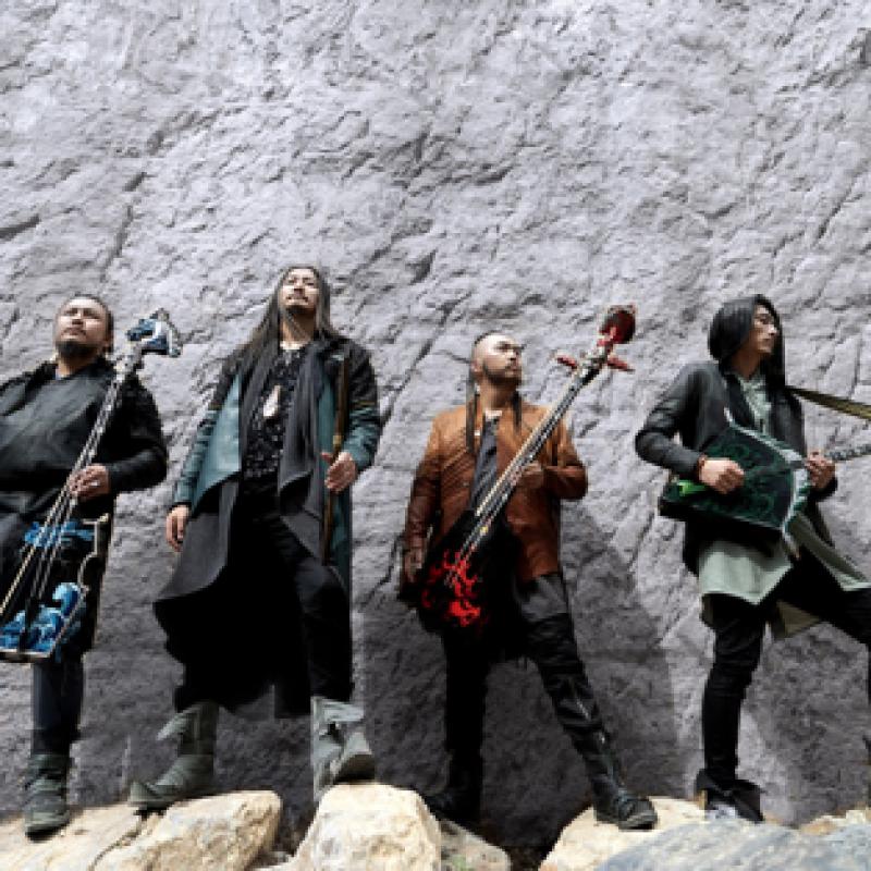 "MONGOLIAN ROCK SENSATION THE HU RELEASE NEW SINGLE ""YUVE YUVE YU"""