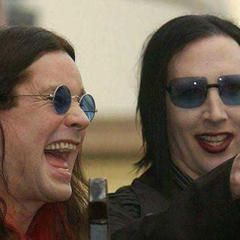 OZZY TO BE JOINED BY MANSON FOR U.S. TOUR