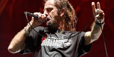 RANDY BLYTHE Performs With PIGFACE