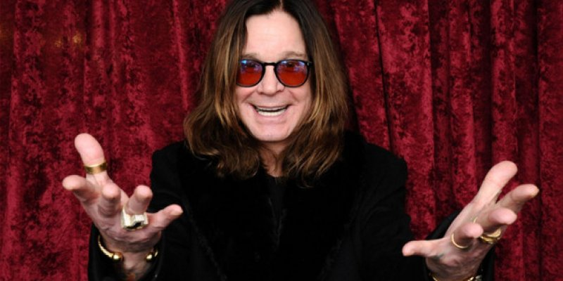 Thirteen Seconds of a New Ozzy Song