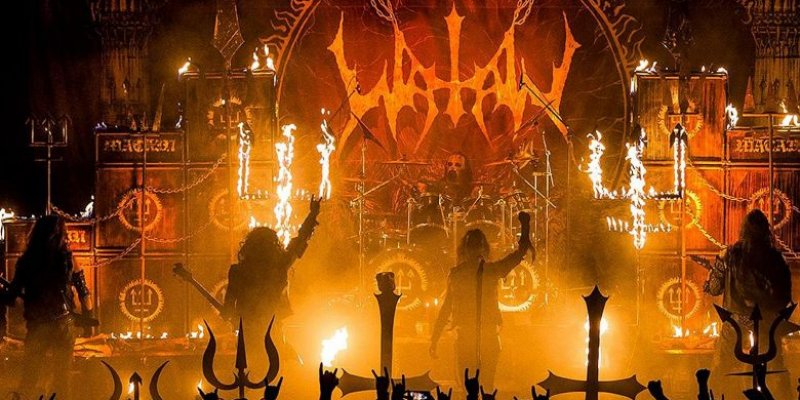 WATAIN Guitarist Denied Entry To U.S.; Blames 'TRUMP-Administered Border Policy'