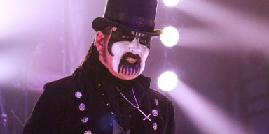 Pro-Shot Video Of KING DIAMOND's Entire SUMMER BREEZE Performance