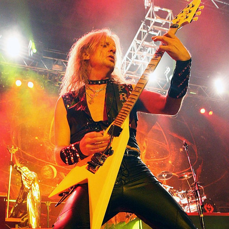 DOWNING REACHED OUT TO JUDAS PRIEST