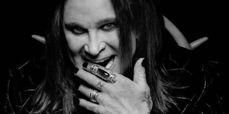 OZZY's New Album Was Recorded In Four Days