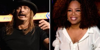 KID ROCK SLAMS OPRAH