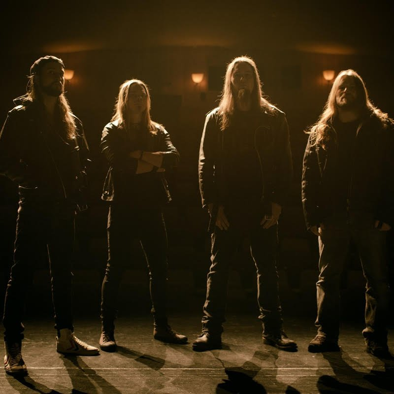 Swedish hard rockers Blister Brigade released a music video from their upcoming third studio album!