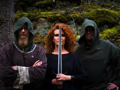 The Nest breaks out their new sound with a video for their single, The Watcher!