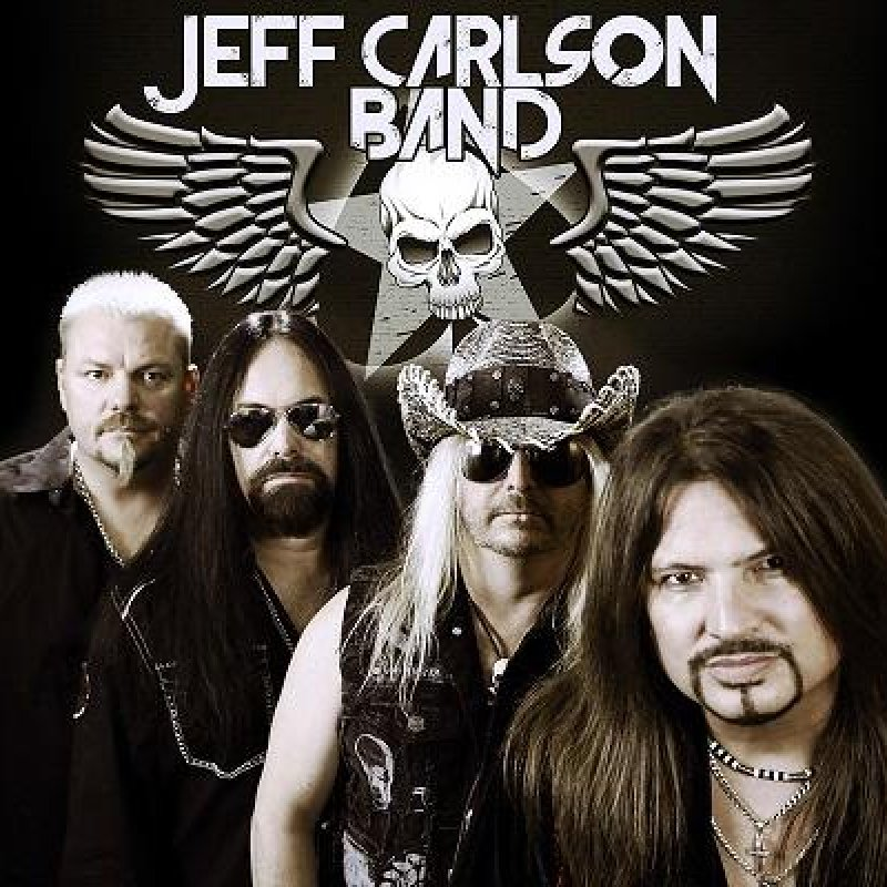 RFL RECORDS SIGN THE JEFF CARLSON BAND