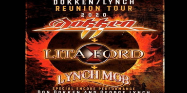 DOKKEN, LYNCH MOB And LITA FORD Team Up For 2020 U.S. Tour
