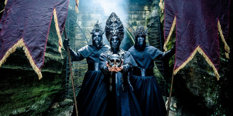 Behemoth Seeking Fans Help With Plans To Reissue Their Early Back Catalog