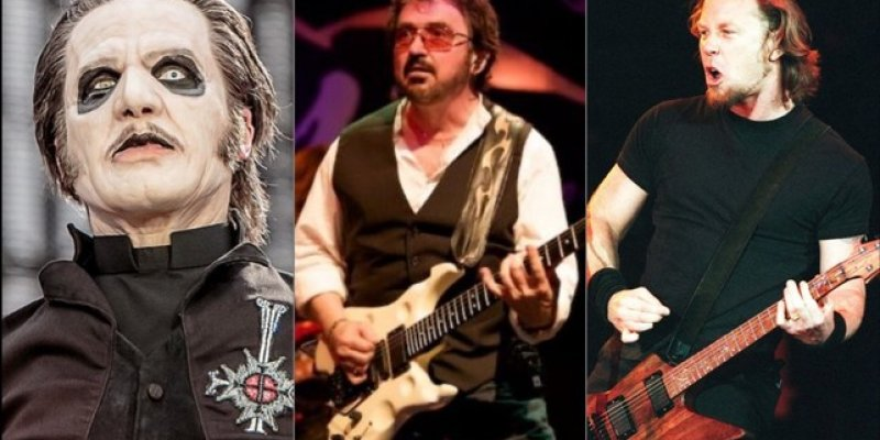 Blue Öyster Cult Reacts to Metallica's 'Astronomy' Cover, Addresses Ghost Comparisons