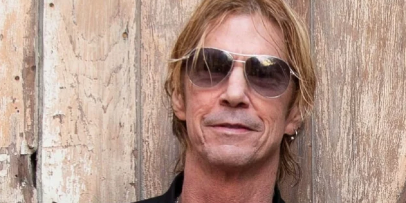 DUFF: IZZY DIDN'T WANT TO TAKE PART IN GN'R REUNION