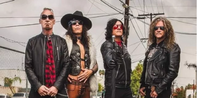 ORIGINAL BULLETBOYS PERFORM