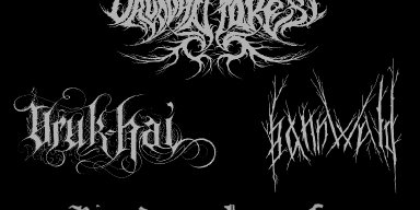 URUK-HAI reveal new song from upcoming three-way split with DRUADAN FOREST and BANNWALD, to be released by ANTIQ