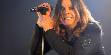 OZZY'S DAUGHTER DENIES 'DEATHBED' RUMOR