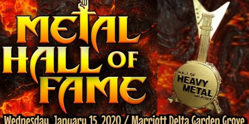 Attack of the Rising is performing at the 2020 Metal Hall of Fame