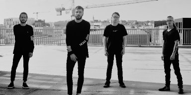 """French progressive metalcore unit Obsidian debuted first video-single """"Static Waves"""" // Debut album 'Before' coming out next month on CD & Digital!"""