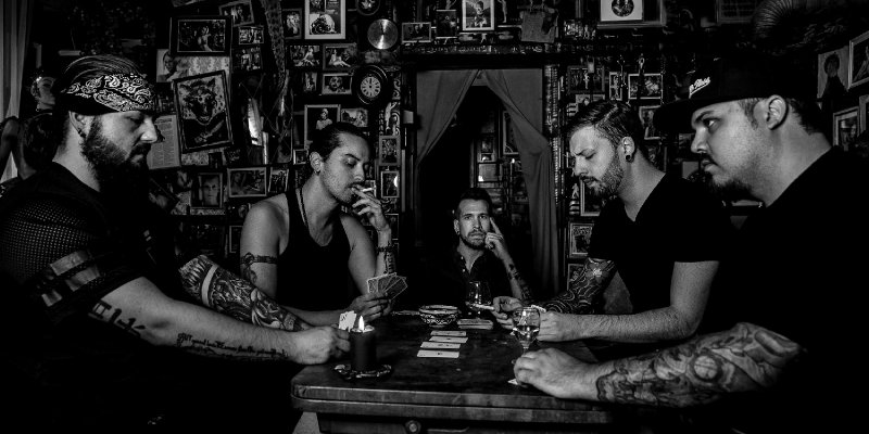 Swiss Metal/Hardcore crossover gang Facing The Enemy streamed new album 'Disbelief' | Out now on all streaming services!